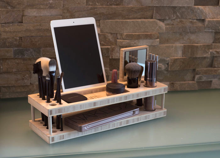 A Countertop Worthy Makeup Organizer Plein Vanity