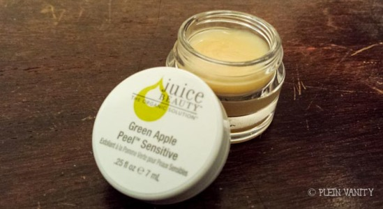 JuiceBeauty Green Apple Peel 1