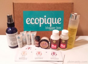 Ecopique Blogger Box Review