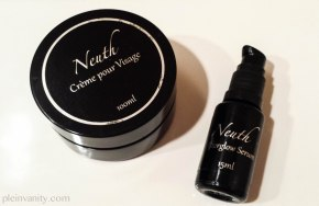 Neuth Creme Pour Visage and Afterglow Serum Review + Discount!