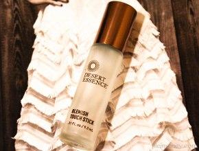 Banishing Acne for a Bargain: Desert Essence Blemish TouchStick