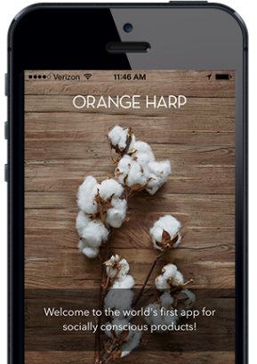 Orange Harp Makes Ethical Shopping Simple On iPhones