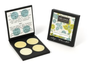 TOP DRAWER: Mèlange Solid Perfume Blending Palette